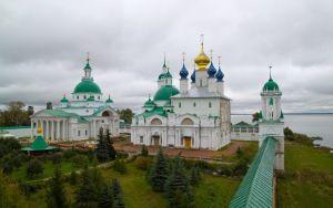 Просмотреть обои новгород, кремль, собор