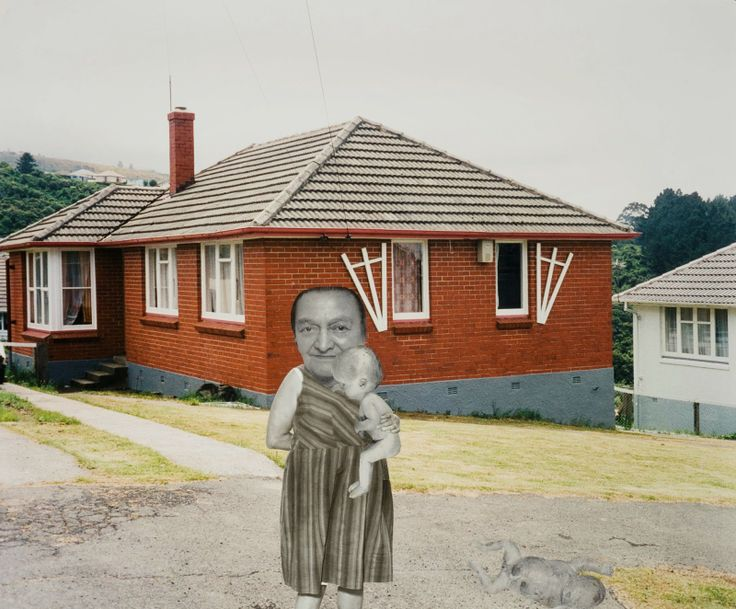 """Ava Seymour - """"Welfare Mom"""", from """"Health, Happiness and Housing"""", 1997, New Zealand"""