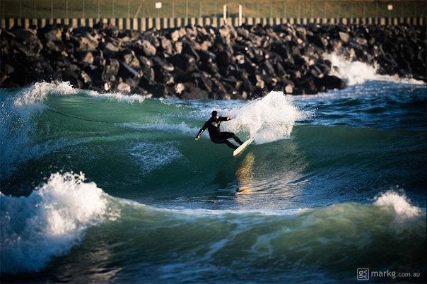 Lyall Bay surfer  |  www.markg.com.au  www.facebook.com/markgphoto