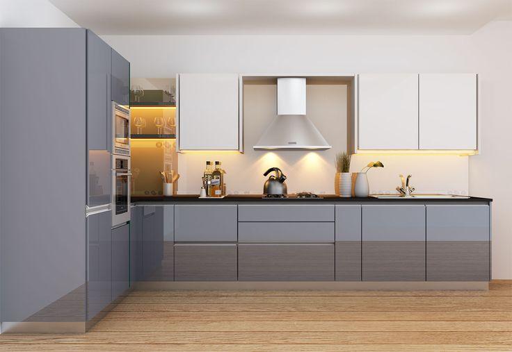 18 best Modular Kitchen images on Pinterest | Kitchen designs ...