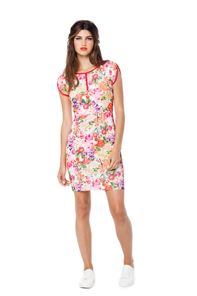 Robe CONCHITA dress - PE/SS16 Annie 50