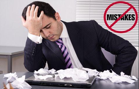 Top Ten Mistakes In Social Media Marketing