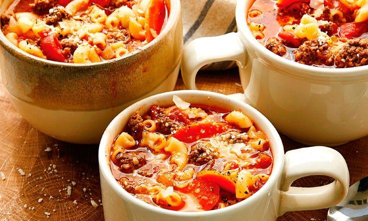 Een simpel gerecht boordevol herstelvriendelijke koolhydraten en eiwitten