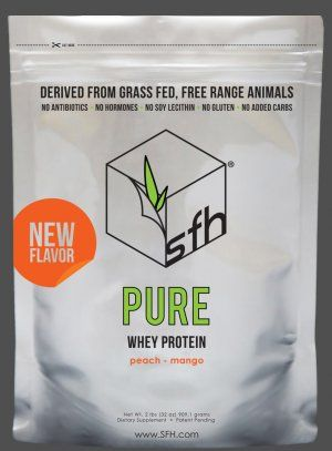 SFH Pure Whey - 2Lb Bag