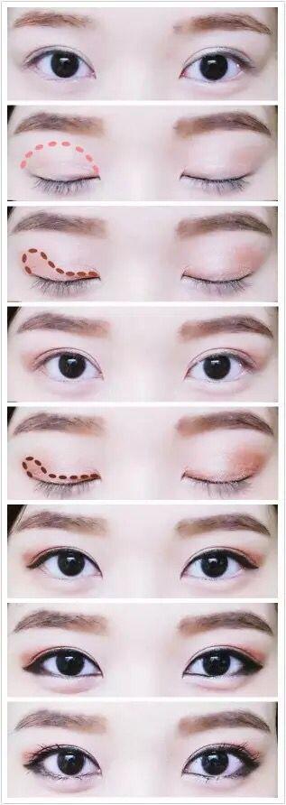 Best 25 korean makeup tutorials ideas on pinterest asian makeup korean makeup tutorial ccuart Images