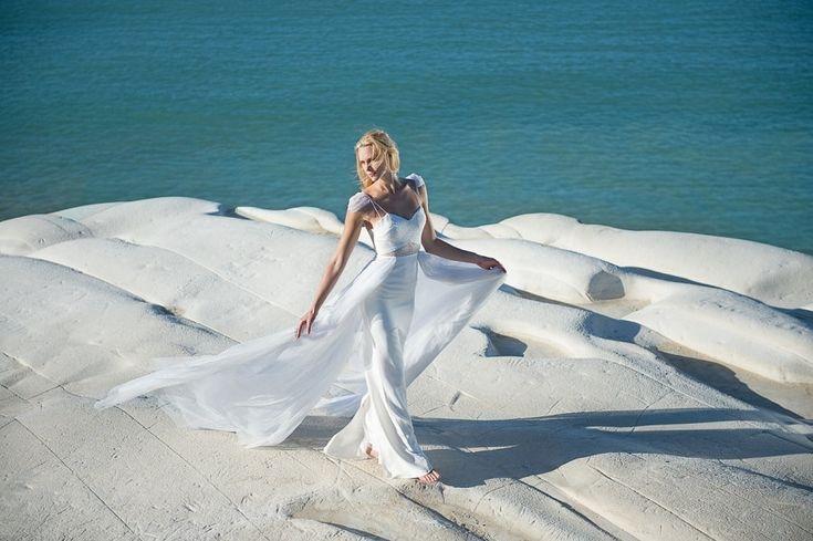 les robes de mariée Gallatée couture sont à découvrir sur le blog