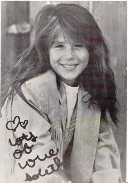 Punky Brewster | 80's | Soleil Moon Frye. Actually I don't like the series but I think the girl would make the rol of a character I imagine.