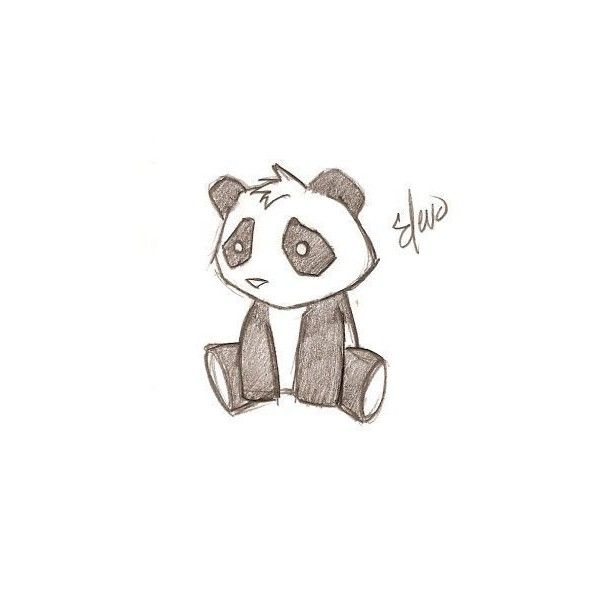 Cute drawing image by kmkbitchdgaf420 on Photobucket found on Polyvore