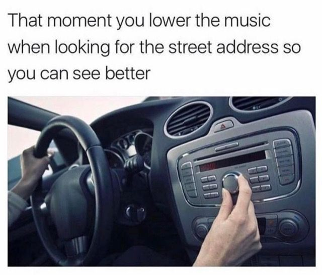 Actually, it works... The radios audio acts as a distraction, therefore make it harder to focus.
