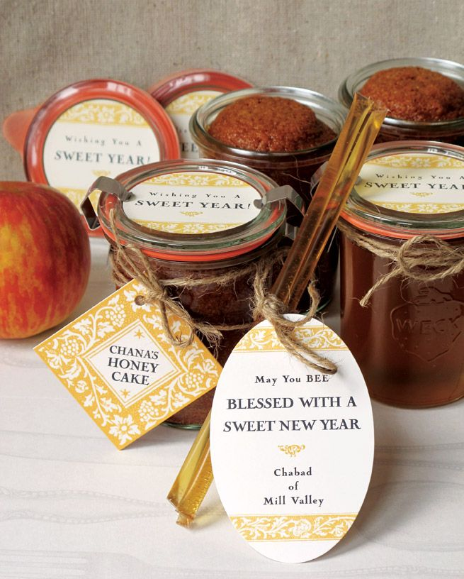 food items for rosh hashanah