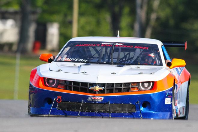 Trans Am: Robinson, Lewis secure one-two for Robinson Racing at Mid-Ohio. RACER.com