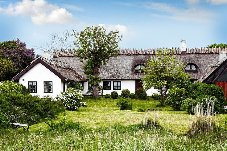 my scandinavian home: A charming fisherman's cottage on Sweden's South coast