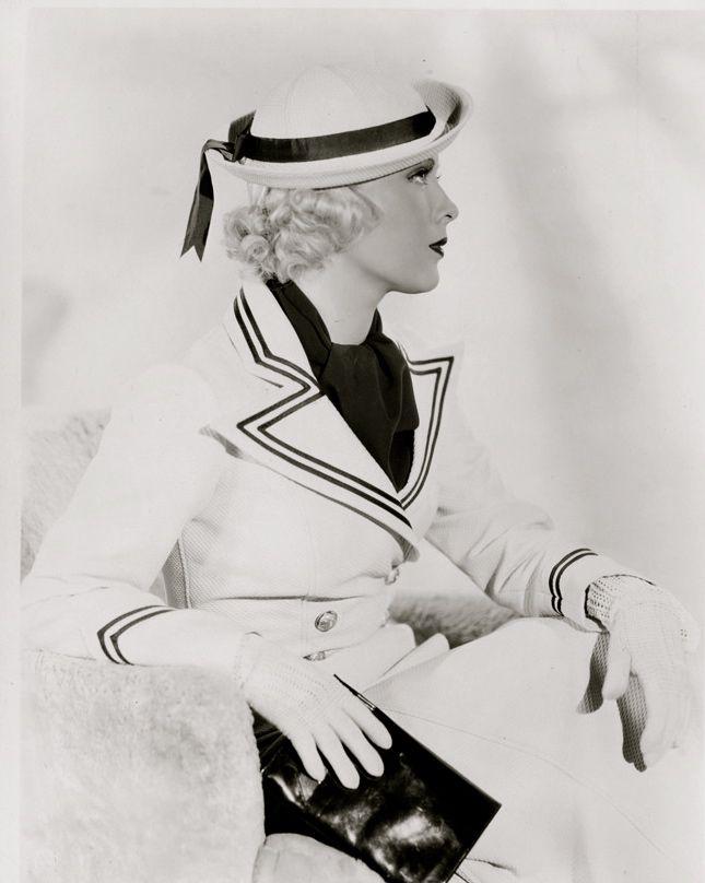 Portrait of Mary Carlisle c.1934