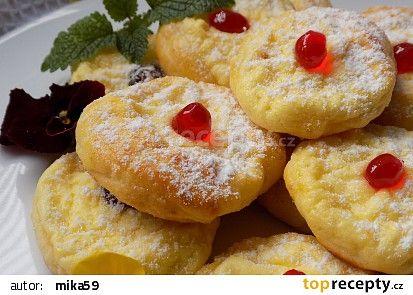 Bleskové koláčky recept - TopRecepty.cz