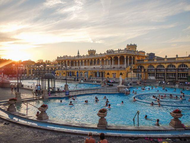 Лучшие Термальные бассейны в мире #Венгрия #Италия #Швейцария #термальныеисточники #бани #Турция #бассейны
