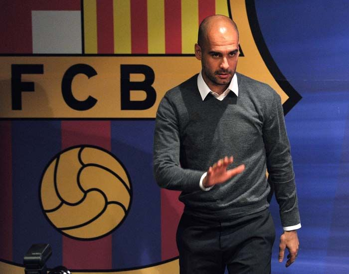 Guardiola: Dont Cry For Me Barcelona!