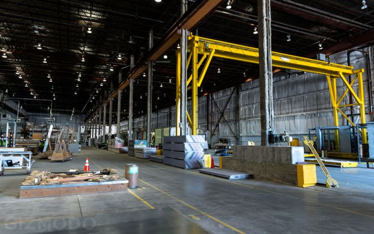 inside largest factory - Google Search