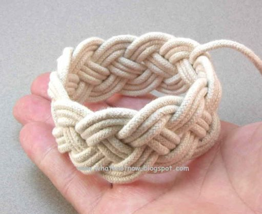 A Super Turk's Head Knotted Bracelet Tutorial - The Beading Gem's Journal