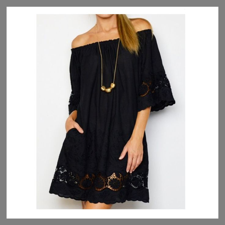 This%20style%20is%20the%20perfect%20wardrobe%20staple.%20Wear%20our%20Black%20Dover%20Anglaise%20Dress%20on%20or%20off%20the%20shoulders%20with%20your%20fave%20summer%20wedges.Features:-%20Elasticised%20neckline-%203/4%20sleeves-%20Anglaise%20detailing%20on%20sleeves%20and%20hemline-%20100%%20Cotton-%20Cold%20hand%20wash-%20Generous%20sizing%20S10M12L14