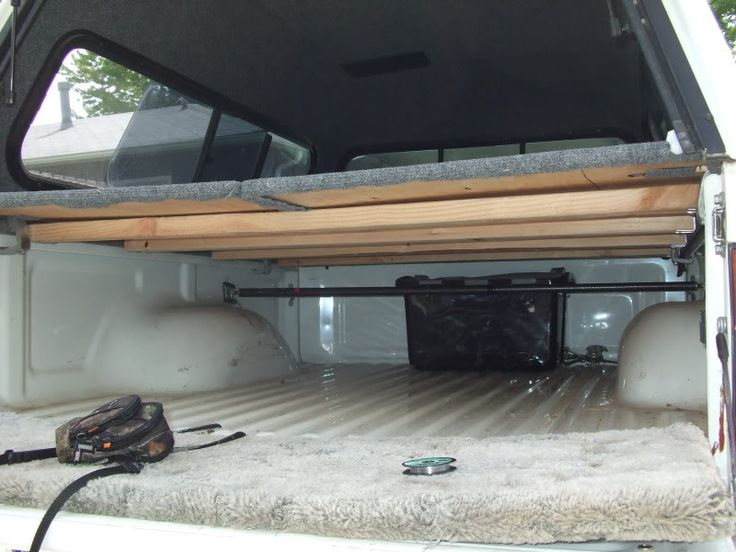 Truck Camper Plans Build Yourself: The 25+ Best Homemade Camper Ideas On Pinterest