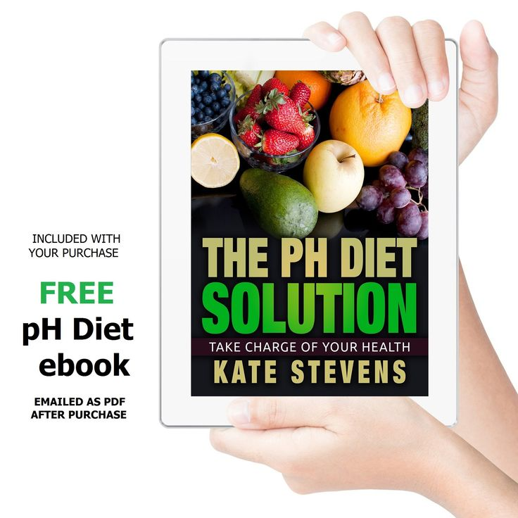 41 best healthy eating habits images on pinterest healthy eating ph balance test strips for urine or saliva free ph diet ebook alkaline magnet included fandeluxe Images