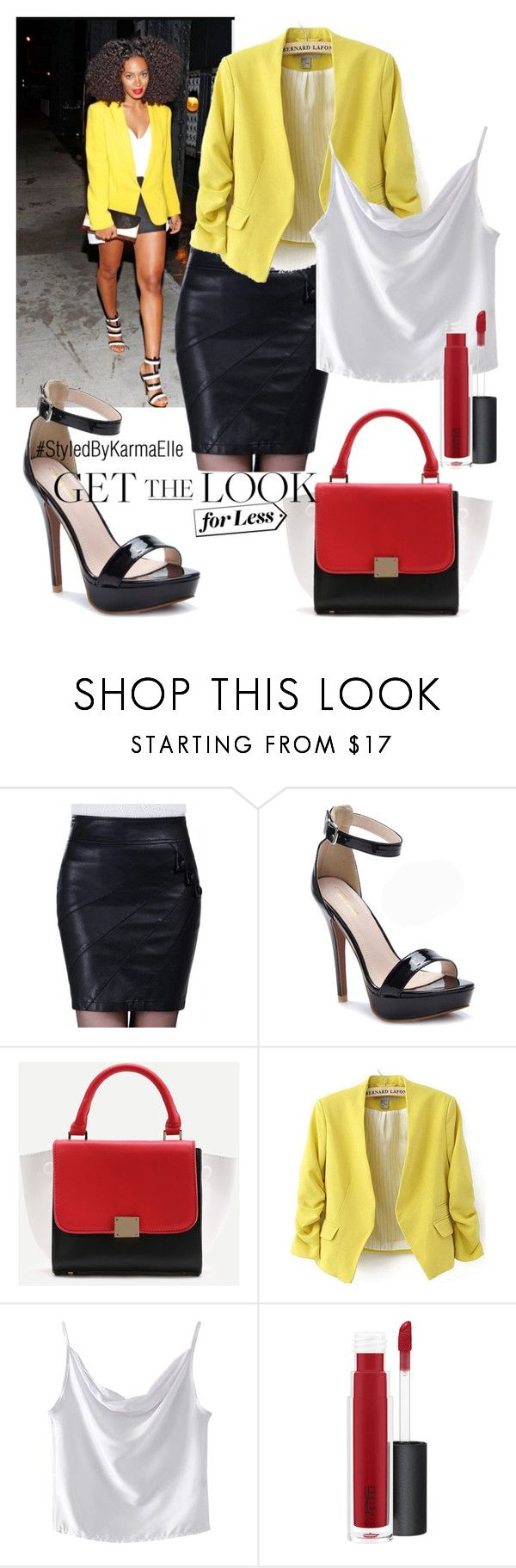"""Look for Less x WithChic 