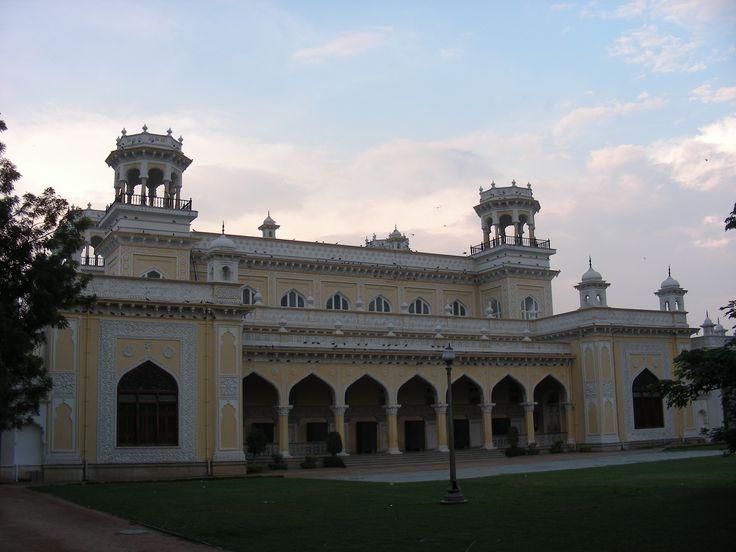 Chowmahalla Palace or Chowmahallatuu, is a palace of the Nizams of Hyderabad state. Address: 20-4-236, Motigalli, Khilwat, Hyderabad, Telangana 500002