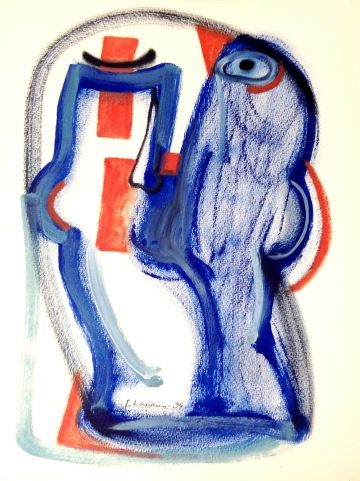 Александр Панкин, Без названия, 1994 год