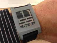 The many faces of the Pebble Watch (pictures) Watch faces galore, and odd apps too: here's some of the best free stuff that can be downloaded to the Pebble Watch.