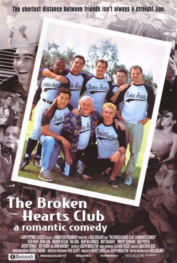 Grab the Essentials #Summer #Sale 'The Broken Hearts Club'  http://gay-themed-films.com/product/the-broken-hearts-club-a-romantic-comedy/
