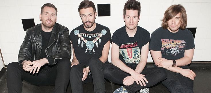 Bastille are performing at the Reding festival- 28th august