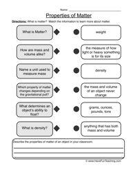 Best 25+ Matter worksheets ideas on Pinterest | Fun phonics ...
