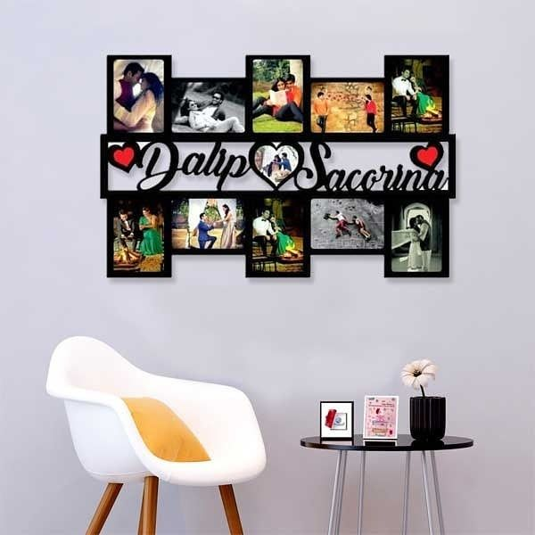 Wall Photo Frame Sizes 12 X W 18 X 4mm Price 999 Free Shipping Customization I Hd Photo With Nameany Photo Frame Wall Frames On Wall Photo Wall