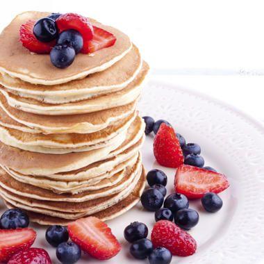 Bananen Eier Pancake