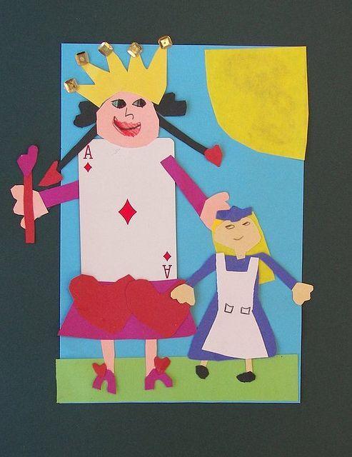 68 best images about mad hatter 39 s tea room reading for Alice in wonderland crafts