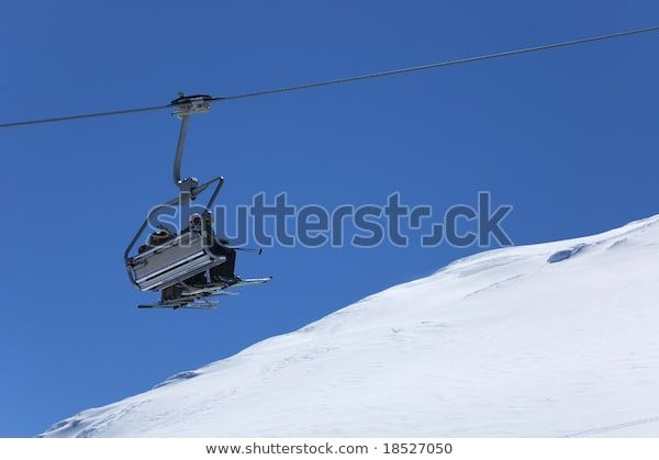 Ski Slope With Chairlift Coming Up Google Search In 2020 Ski Slopes Chair Lift Skiing