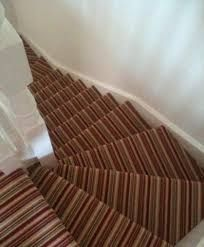 Suits the curve of the stairs well!