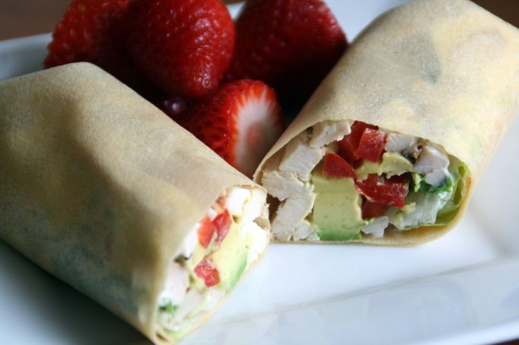 Pure Wraps.  Paleo and Whole 30 approved.