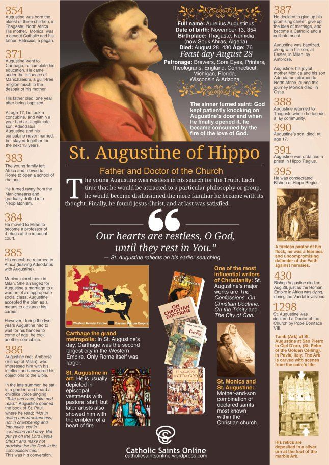 essay on saint augustine of hippo