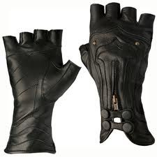 Archery glove, Don't quite understand why it covers everything BUT the fingertip but they sure look cool.