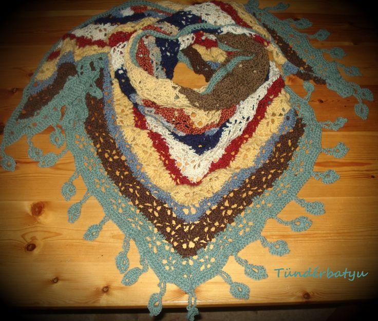 shawl scarf