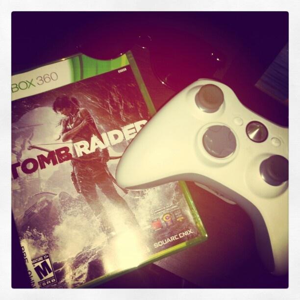 Tomb Raider!!