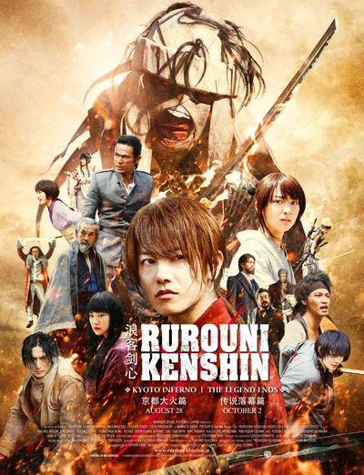 Rurouni Kenshin Kyoto Inferno 2014 Sub Indo Part 1 Defasr