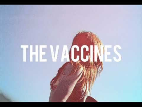 The Vaccines: Wetsuit -Winter is my favourite season, but for all those of you longing for summer, this song definitely has summer vibes written all over it.