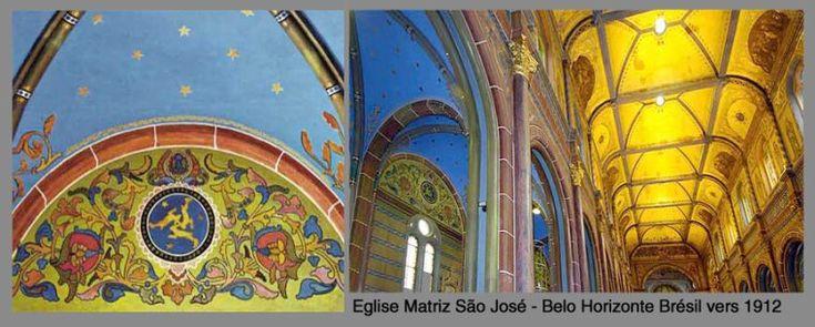 Три зайца Drei Hasen Три зайцы Сан-Хосе церкви Белу horinzonte -Brazil