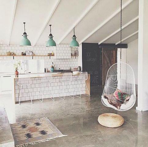 kitchen bar (not tiles though)