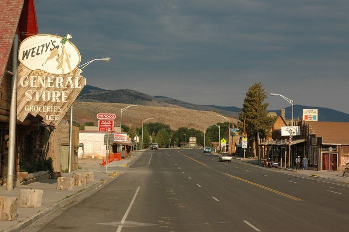 10 Slow-Paced Small Towns In Wyoming Where Life Is Still Simple *we have been to/through all of these!*