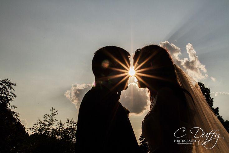 Wedding Photograpy Sunburst Farington Lodge C Duffy Photography