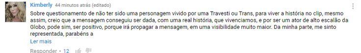 Clipe com Cauã Reymond interpretando uma travesti gera polêmica na web