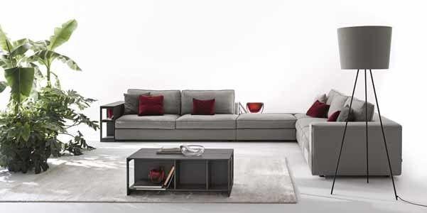 Urban sofa by Ditre Italia